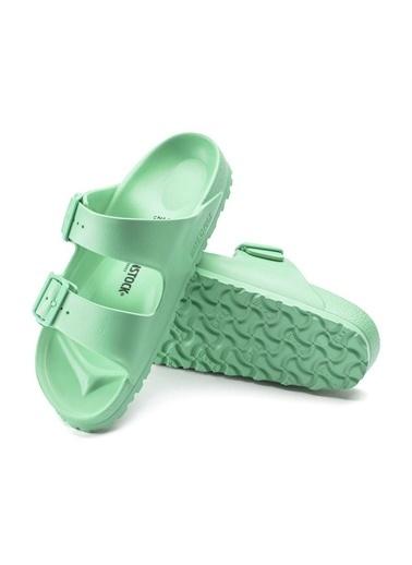 Birkenstock Spor Sandalet Yeşil